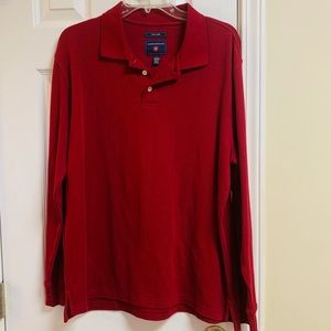 Saddlebred Long Sleeve Polo